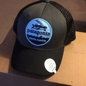 dab000bb4aa Patagonia Accessories - NEW Patagonia Trucker Hat Santa Monica. NEW!